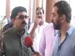 मैंने रक्षामंत्री को इस्तीफा देने पर मजबूर किया, उन्हें धोखा नहीं दूंगा : विजय सरदेसाई