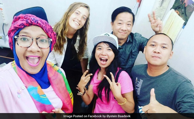 A Tourist Was Robbed In Indonesia. Here's How Locals Helped Her Out