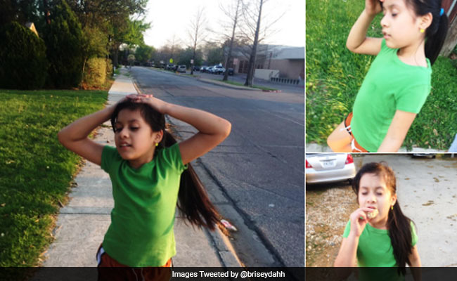 Called 'Fat' By Classmates, 8-Year-Old Girl Showered With Love On Twitter