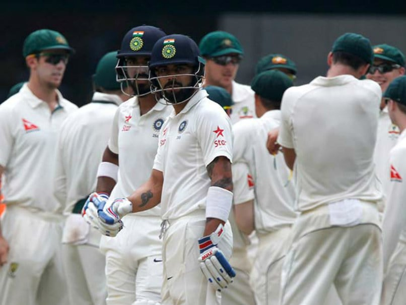 India vs Australia: Virat Kohli's Negativity With Bat Rubbing Off On Teammates, Says Mark Waugh