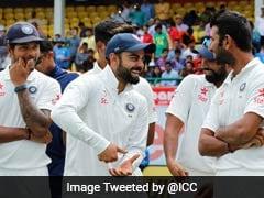 भारत की जीत पर ICC ने मांगा विराट कोहली की फोटो का कैप्शन, फैन्स ने दिए कई रोचक सुझाव...