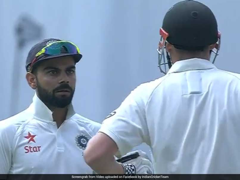 India vs Australia: When Virat Kohli Gave Matt Renshaw a Stone-Faced Death Stare