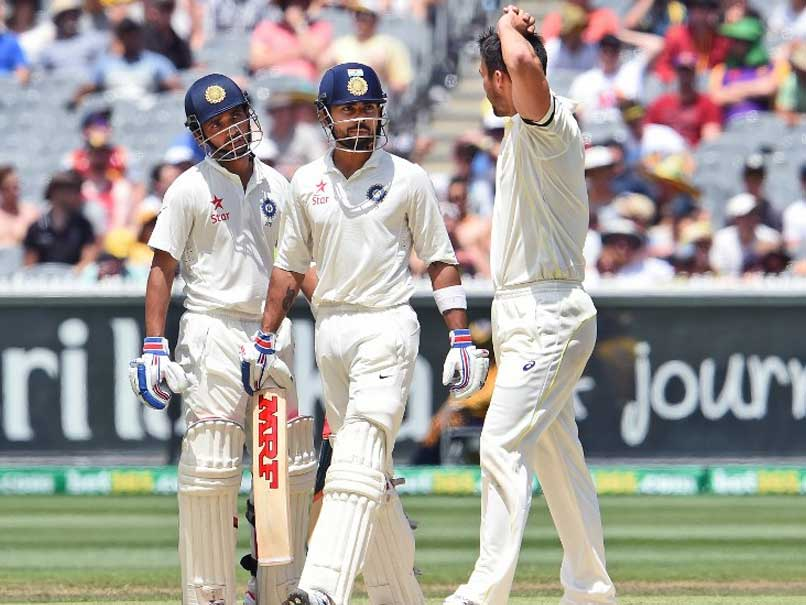 India vs Australia: Mitchell Johnson Takes a Dig at Virat Kohli