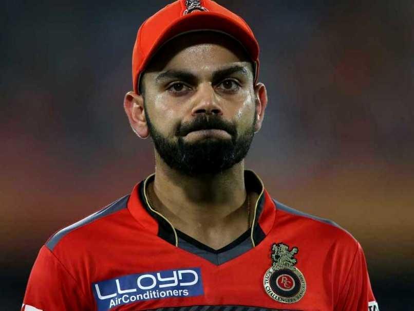 Disgraceful, Says Furious Virat Kohli After Worst Batting Show in IPL History