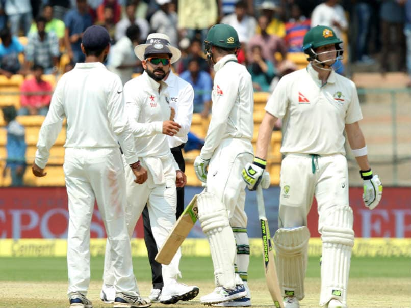 India vs Australia: Steve Smith Gets A Virat Kohli Send-Off After Seeking Dressing Room Advice On Dismissal