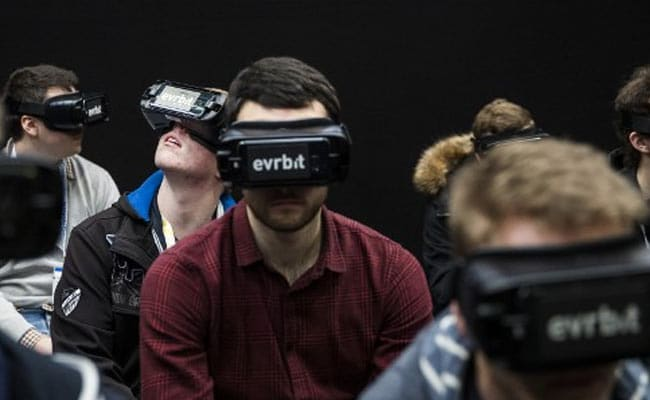 Virtual Reality Brings Home Horror Of Hospital Attacks