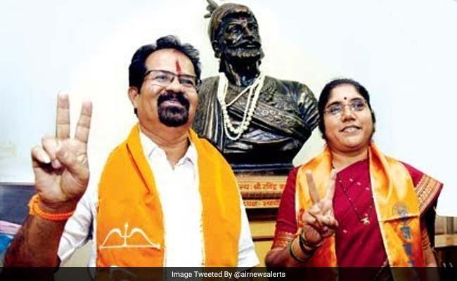 शिवसेना के विश्वनाथ महादेश्वर चुने गए मुंबई के नए मेयर, बीजेपी ने दिया समर्थन
