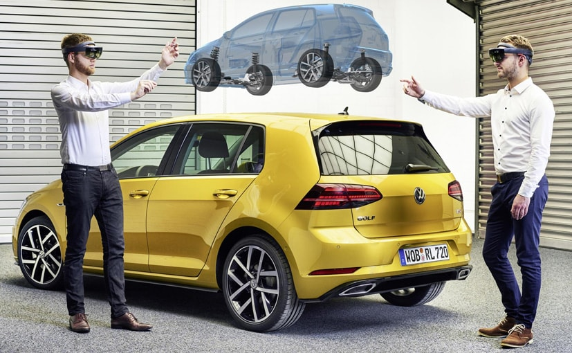 Here's How Volkswagen Is Developing Future Products Virtually