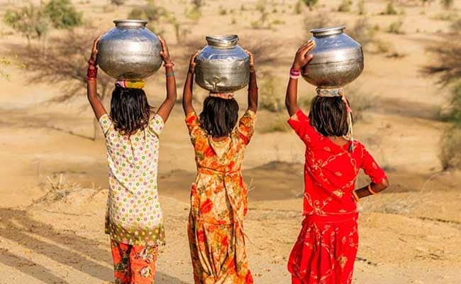 Haryana Orders Supply Of Water To Parched Areas Through Tankers