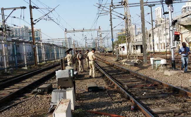 Two Trains Derail At The Same Spot Within 10 Hours In UP's Sitapur