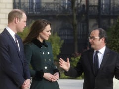 Brexit Won't Hurt Friendship: British Prince William Assures France