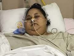 World's Heaviest Woman Drops 140 Kg Since Arrival In India