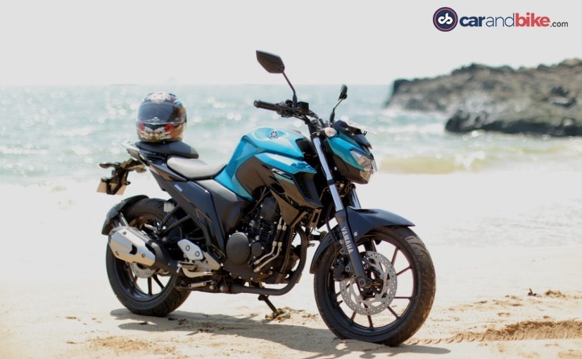 yamaha fz25 review first ride