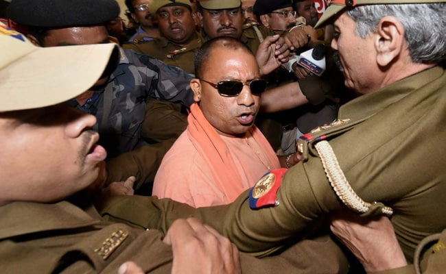 UP CM Yogi Adityanath puts a ban on Paan masala, Gutkha…