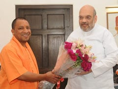 Yogi Adityanath In Delhi, Big Meet On Polls, Cabinet At Amit Shah's Home