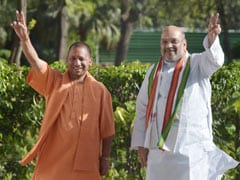 Headed To Airport, Yogi Adityanath's Sudden Change Of Plans