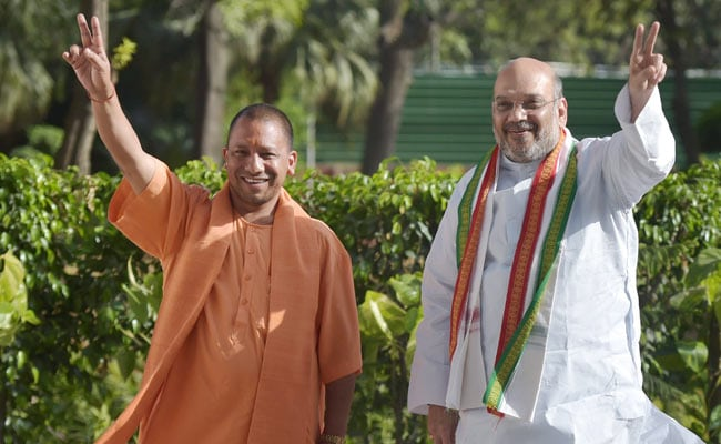 Headed To Airport, Yogi Adityanath's Sudden Change Of Plans