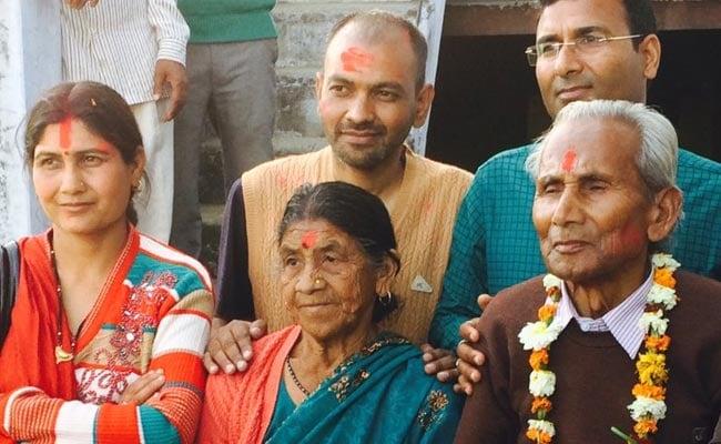 yogi adityanath family