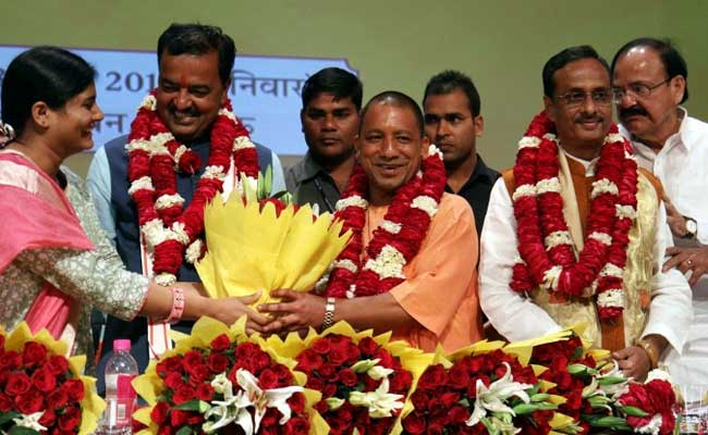 Yogi Adityanath's 47-Member Cabinet In UP Seeks To Strike Regional And Caste Balance