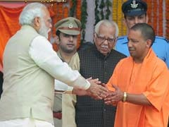 Yogi Adityanath Jokes, 'They Said Modi<i>ji</i> Picked <i>Namoona</i> (Specimen) For Chief Minister'
