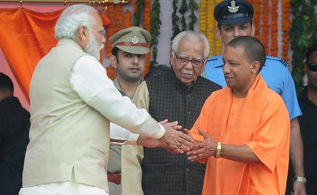 Same Arguments Were Used Against PM Narendra Modi, Says BJP On Yogi Adityanath