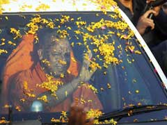 UP's Yogi Adityanath Moves In After Chief Minister's Bungalow In Lucknow Gets A Makeover