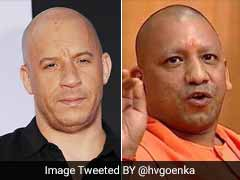 Yogi Adityanath Named UP CM, Twitter Has Only Vin Diesel In Mind