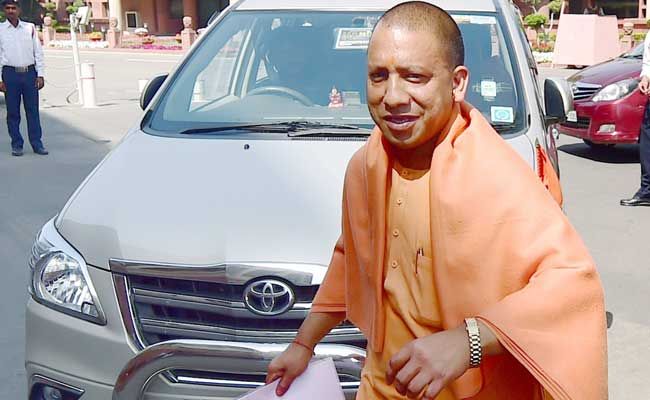 On Yogi Adityanath's Day 1 At Work, Focus On Crime, Slaughterhouses: 10 Points