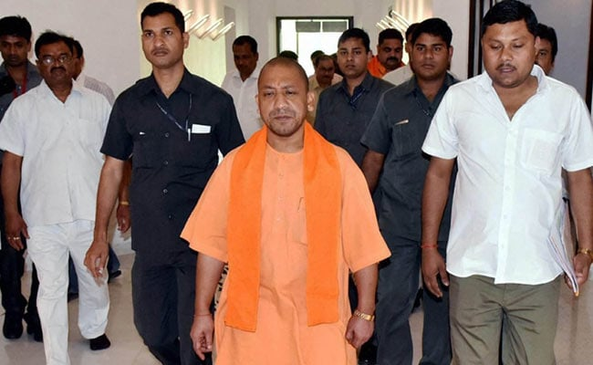 Yogi Adityanath Refuses To Meet Rape Accused Ex-Minister Gayatri Prajapati's Family
