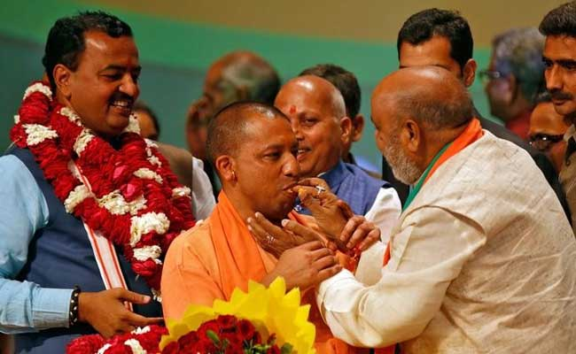 We Didn't Get Deputy Chief Minister, Says Sulking Sena On Yogi Adityanath