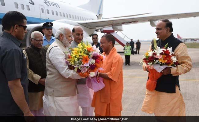 प्रधानमंत्री नरेंद्र मोदी ने कहा, 'मुख्यमंत्री योगी आदित्यनाथ उत्तर प्रदेश को उत्तम प्रदेश बनाएंगे'