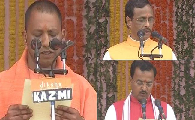 योगी मंत्रिमंडल : 11 किसानों को बनाया मंत्री, लखनऊ से सबसे ज्यादा 7 मिनिस्टर