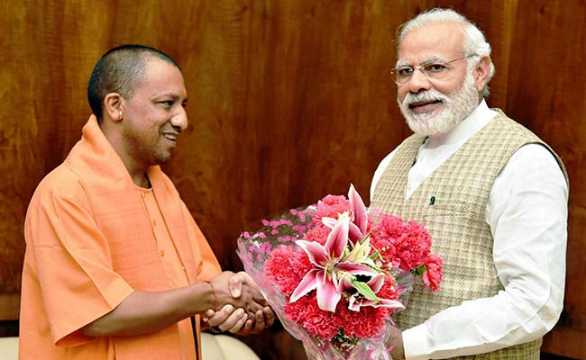 Seek no favours from Yogi: PM Narendra Modi