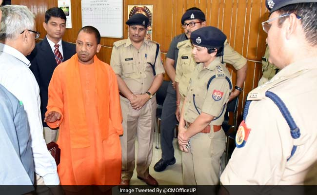 UP Chief Minister Yogi Adityanath Gets Z-Plus VVIP Security