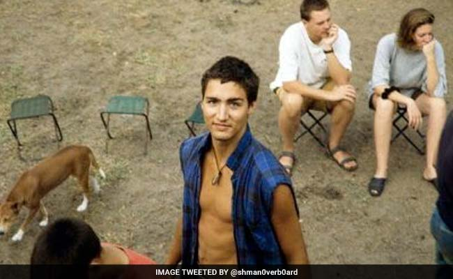 Park Auto Mall >> Young Justin Trudeau Was As Good-Looking As You Imagined. See The Pics Going Viral