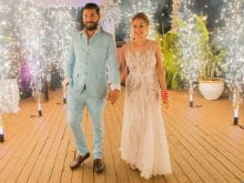 <i>Nach Baliye 8</i>: Yuvraj Singh, Hazel Keech Reportedly Asked To Put On Their Dancing Shoes