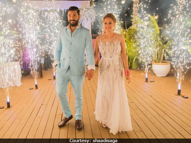 Nach Baliye 8: Yuvraj Singh, Hazel Keech Reportedly Asked To Put On Their Dancing Shoes