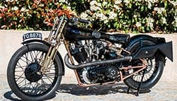 Vintage Brough Superior Set To Break Motorcycle Auction Records
