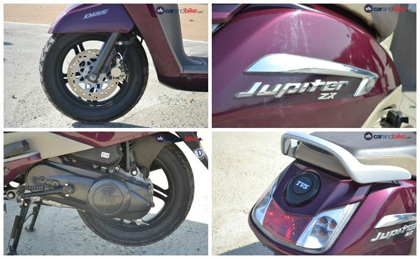 Honda Activa 4g Vs Tvs Jupiter Comparison Review Ndtv Carandbike