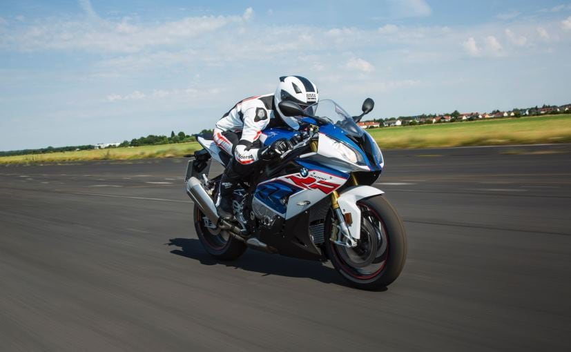 The BMW S 1000 RR won the Performance/Luxury bike of the year at the annual NDTV Carandbike Awards