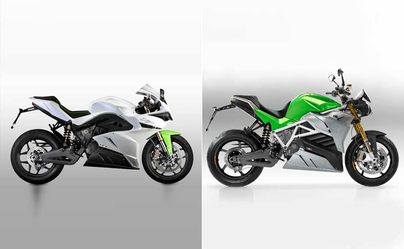 2017 Energica Electric Bikes Get More Power