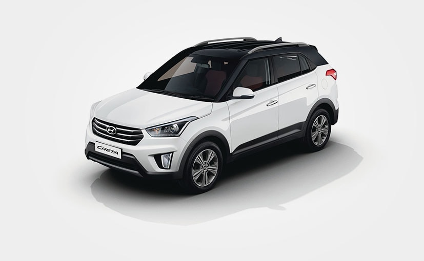 Creta 2017 White >> 2017 Hyundai Creta Launched In India; Prices Start At Rs. 9.28 Lakh - NDTV CarAndBike