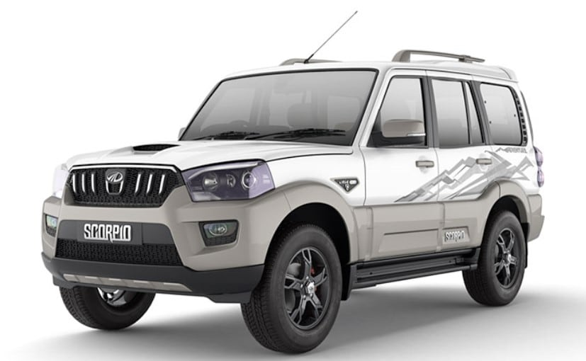2017 Mahindra Scorpio Adventure Limited Edition Launched
