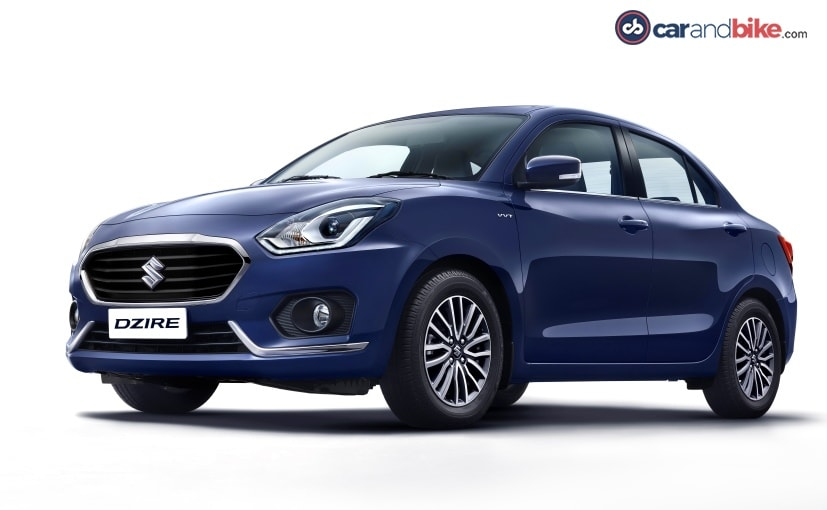 new release of maruti carNew Maruti Suzuki Dzire Launch Highlights  NDTV CarAndBike