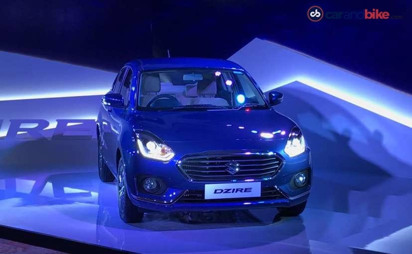 Next-Gen Maruti Suzuki Dzire Showcased; Launch Date Announced