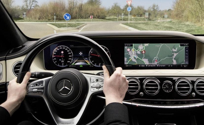 2017 Mercedes Benz S Cl Facelift Interior