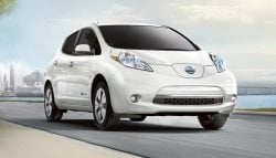 Nissan Leaf Electric Car Considered For India; Pilot Run Planned Later This Year