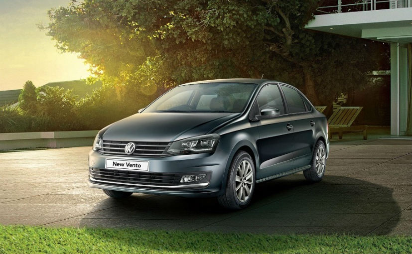 2017 Volkswagen Vento Highline Plus Launched In India At
