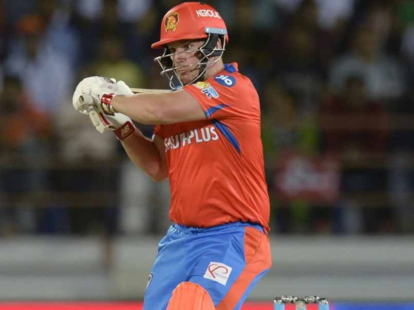 IPL 2017, MI vs GL: Aaron Finch Ruled Out For This Bizzare Reason, Twitter Erupts