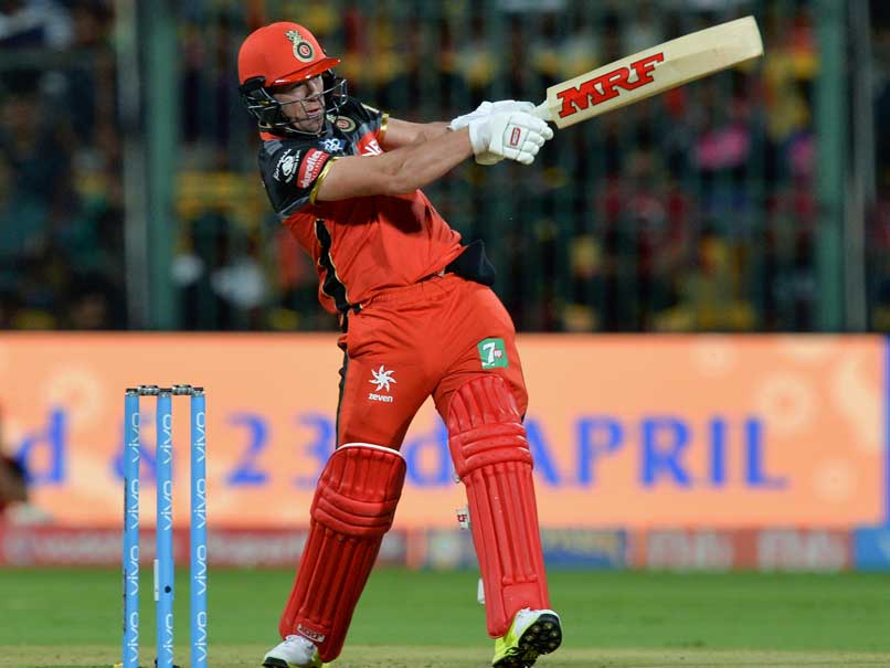 IPL 2017, GL vs RCB: Will AB de Villiers Miss Crucial Tie Against Gujarat Lions?